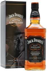 Jack Daniel's Master Distiller No. 3 Whiskey 1L 43%