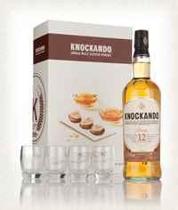 KNOCKANDO 12 Years Malts & Food Edition Whiskey 0,7L 43%