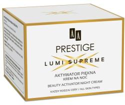 AA Prestige Lumi Supreme Beauty Activator éjszakai arckrém 50ml