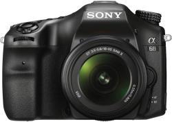 Sony Alpha ILCA-68 +18-55mm (ILCA68K. CEC)