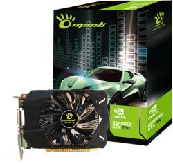 Manli GeForce GTX 750 Ti 2GB GDDR5 PCIe (M-NGTX750TI/5R8HDD)