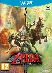 Nintendo The Legend of Zelda Twilight Princess HD (Wii U)