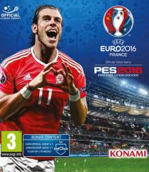 Konami UEFA Euro 2016 PES Pro Evolution Soccer (Xbox One)