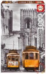 Educa Miniature Puzzle - Alfama negyed, Lisszabon 1000 db-os (16763)