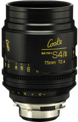 Cooke Mini S4/i T2.8 75mm