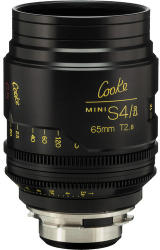 Cooke Mini S4/i T2.8 65mm