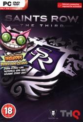 THQ Saints Row The Third [Genki Edition] (PC)