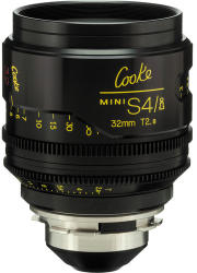 Cooke Mini S4/i T2.8 32mm