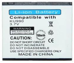 Utángyártott LG Li-Ion 700mAh LGIP-580A
