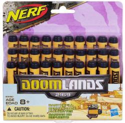 Hasbro NERF Doomlands - 30db szivacslövedék