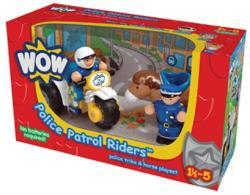 WOW Toys Patrula Politie (W10200)