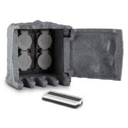 DURAMAXX Power Rock Remote 4 Plug 1,5m