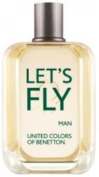 Benetton Let's Fly Man EDT 30ml