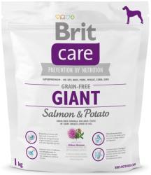 Brit Care Grain-free Giant - Salmon & Potato 1kg