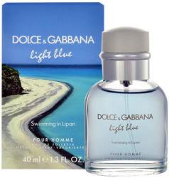 Dolce&Gabbana Light Blue Swimming in Lipari EDT 40ml