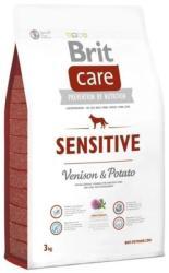 Brit Care Sensitive - Venison & Potato 3kg