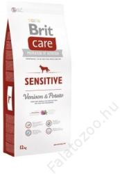 Brit Care Sensitive - Venison & Potato 3x12kg