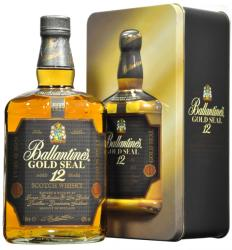 Ballantine's 12 Years Gold Seal Whiskey 0,7L 40%