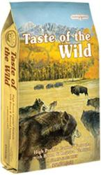 Taste of the Wild High Prairie Canine Formula 2kg