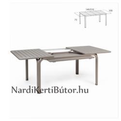 Alloro 140-210 bővíthető asztal