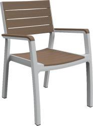 Curver Harmony Armchair karfás műanyag kerti szék