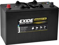 Exide Equipment GEL 85Ah 450A borna inversa ES950