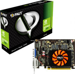 Palit GeForce GT 630 1GB GDDR3 128bit PCI-E (NEAT6300HD01-1080F)