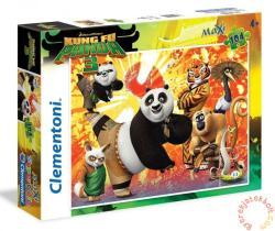 Clementoni Maxi Puzzle - Kung Fu Panda 3 104 db-os (27959)