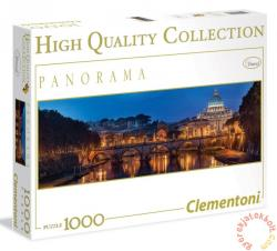 Clementoni Panoráma Puzzle - Róma 1000 db-os (39343)