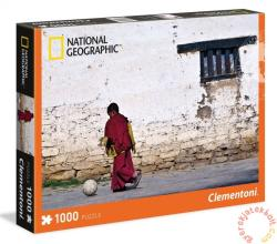 Clementoni National Geographic - Fiatal Buddhista 1000 db-os (39355)