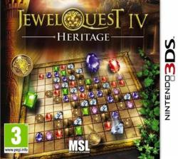Avanquest Software Jewel Quest IV Heritage (3DS)