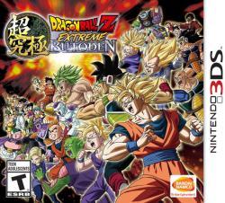 Namco Bandai Dragon Ball Z Extreme Butoden (3DS)