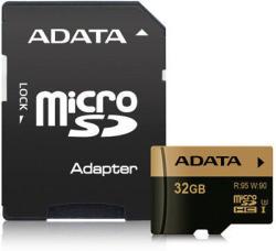 ADATA MicroSDHC XPG 32GB UHS-I AUSDH32GXUI3-RA1