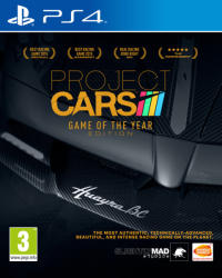 Namco Bandai Project CARS [Game of the Year Edition] (PS4)