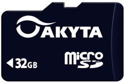 AKYTA microSDHC 32GB Class 10 ASM 9935