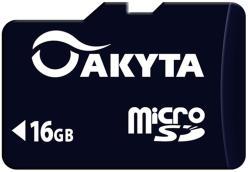 AKYTA microSDHC 16GB Class 10 ASM 9936