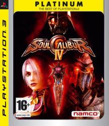 Namco Bandai Soul Calibur IV [Platinum] (PS3)