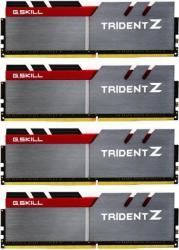 G.SKILL TridentZ 64GB (4x16GB) DDR4 3200Mhz F4-3200C14Q-64GTZ