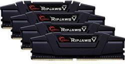G.SKILL RipjawsV 64GB (4x16GB) DDR4 3200MHz F4-3200C16Q-64GVK