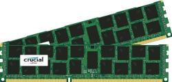 Crucial 32GB (2x16GB) DDR3 1866GHz CT2C16G3R186DM