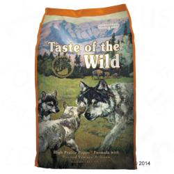 Taste of the Wild High Prairie Puppy Formula 2x13kg