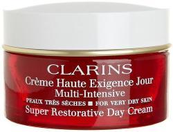 Clarins Super Restorative nappali krém nagyon száraz bőrtípusra