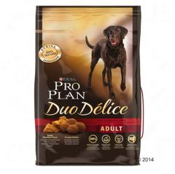 PRO PLAN Duo Délice Adult Beef & Rice 2x10kg