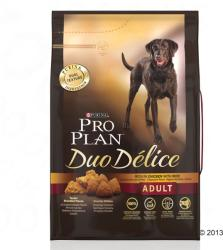 PRO PLAN Duo Délice Adult Chicken & Rice 2x10kg