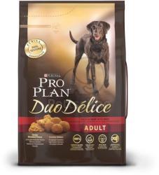 PRO PLAN Duo Délice Adult Beef & Rice 3x10kg