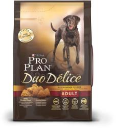 PRO PLAN Duo Délice Adult Chicken & Rice 3x10kg