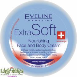 Eveline ExtraSoft tápláló krém 200ml