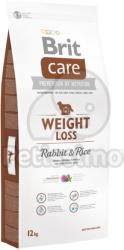 Brit Care - Weight Loss Rabbit & Rice 2x12kg