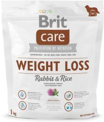 Brit Care - Weight Loss Rabbit & Rice 1kg