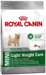 Royal Canin Mini Light Weight Care 3x2kg